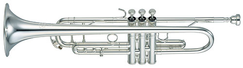 Yamaha 9335CHS Chicago Bb Trumpet